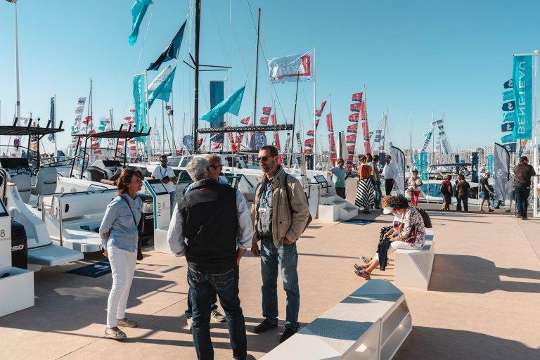 Grand Pavois 2021 – Salon nautique international à flot