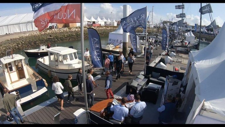 Grand Pavois 2021 – Exposition Rhéa Marine